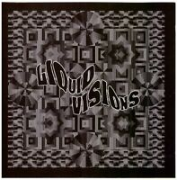 LIQUID VISIONS s/t CD German Psych/Space Rock—Zone Six & Weltraumstaunen members
