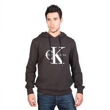 Calvin Klein Jeans Hooded Sweater - Large
