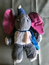"12"" VINTAGE DUMBO FLYING ELEPHANT DISNEY CALIFORNIA STUFFED TOYS ANIMAL PLUSH"