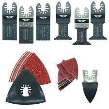 TopsTools 48 x Blades Kit Set for Fein Dewalt Makita Bosch Milwaukee Multitool