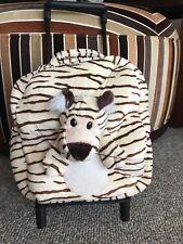 Tiger Bag, Kids Luggage with Wheels, Plush Tiger travel  rolling Bag for Kids