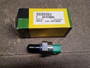 John Deere genuine OEM fuel quality sensor part# AT413003