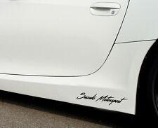 Suzuki Motorsport Auto Aufkleber Sticker Sports Mind KFZ Limited Edition Decal
