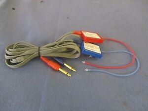 MedRx  3A Insert Earphones Model 8100188 10 ohms  left & right  E-A.RTONE
