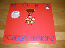 NORA foreign legions LP Record - Sealed