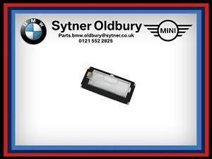 Genuine MINI Number Plate Light Lens R56 R57 R58 R59 One Cooper etc 51132756227