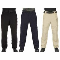 5.11 Men's Taclite Flannel Lined Pants, Style 74437, Waist 28-44, Inseam 30-34
