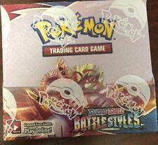 Pokemon swsh 5 estilos de batalla Booster Caja Sellada * sólo Canadá * en Stock