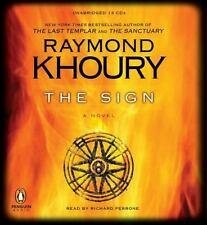The Sign by Raymond Khoury (2009, CD)Unabridged (NEW)