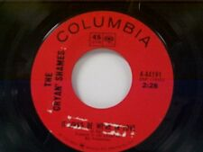 """CRYAN SHAMES """"IT COULD BE WE'RE IN LOVE / I WAS LONELY WHEN"""" 45"""
