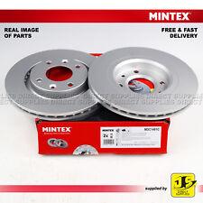 PEUGEOT 206 206+ 207 208 301 307 1007 2008  MINTEX FRONT DISC MDC1491C PAIR