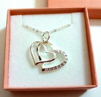 Bridal Bridesmaid Flower Girl Necklace Gift in Box Wedding favour version 10