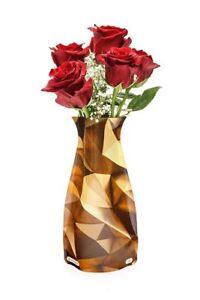 New Modgy Plastic Expandable Contemporary Modern Art Decor Flower Vase Sabot