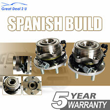 For Nissan Navara D40 D22 YD25 VQ40 ABS 4WD Front Wheel Bearing Hub SPANISH PAIR
