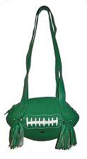 NEW r25 Dark Green FOOTBALL PURSE Shoulder Bag NFL Green Bay Packers Jets Eagles