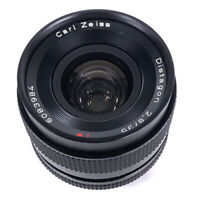 [Near MINT] Contax Carl Zeiss Distagon 35mm f/2.8 AEJ Lens C/Y From JAPAN