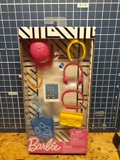 Barbie Accessories Pack New Sealed Hat,Laptop etc