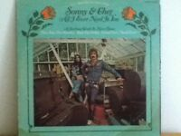 SONNY  &  CHER                  LP      ALL I  EVER  NEED  IS  YOU