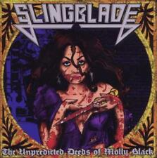 SLINGBLADE The Unpredicted Deeds Of Molly Black CD ( u518a ) 162840