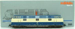 Marklin 3681 HO Scale BR 221 Digital Diesel Locomotive LN/Box
