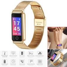 Fitness Tracker Bluetooth Smart Watch Phone Mate for Samsung iPhone Motorola