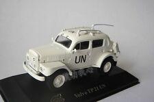 Rare!!!!!! 1/43 VOLVO TP21 JEEP volvo military jeep car model