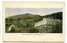 Mountain House Monadnock Mountain New Hampshire 1910c postcard