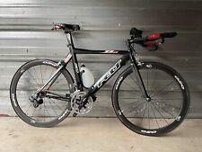 Felt B2 TT/Triathlon Bike Size 54 with Shimano Di2 Electronic Shifters