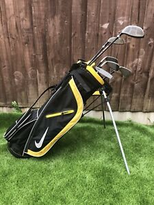 """Nike Sq Machspeed Junior Golf Set Collection Preferred Suit Child 55 To 57"""" Tall"""