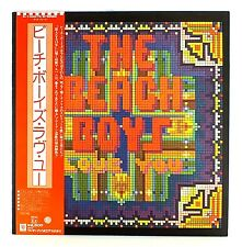 """THE BEACH Boys """"The Beach Boys Loves You"""" NM/nm JAPAN orig. 1st edition w/OBI"""