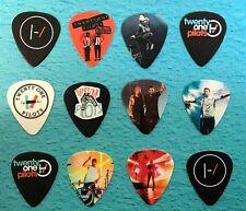TWENTY ONE PILOTS - Guitar Picks Set of all 12
