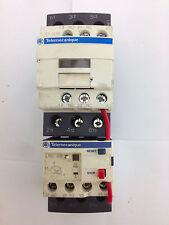 TELEMECANIQUELC1D38 3 Phase Contactor 240VAC + LRD38 overload 2.5 - 4A
