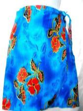 Viscose Short/Mini Floral Regular Size Skirts for Women