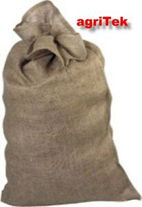Sack Getreidesack Jute f Getreide, Kartoffeln, Kaminholz , zu Weihnachten