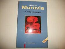 ALBERTO MORAVIA-COSMA E I BRIGANTI-EDITORI RIUNITI(SELLERIO)1997 BUONISSIMO!