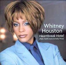 Whitney Houston - Heartbreak Hotel / It's Not Right But It's Okay CD-Single 1999