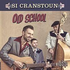Old School - Si Cranstoun (2016, CD NIEUW)