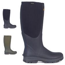 Mens Barbour Cyclone Tall Rubber Rain Snow Outdoor Walking Waterproof