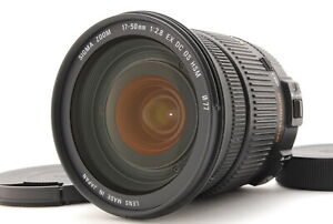 Opt MINT/ SIGMA 17-50mm F2.8 EX DC OS HSM for NIKON Lens from Japan #0987