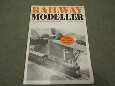Railway Modeller June 1974. Black 5, Cross Channel Brake Vans, GNR 1854 Class