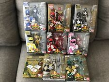 SH Figuarts Mighty Morphin Power Rangers lot