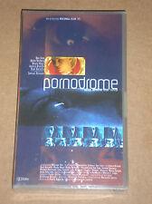 PORNODROME: UNA STORIA DAL VIVO (SUBSONICA) - VIDEOCASSETTA VHS SIGILLATA