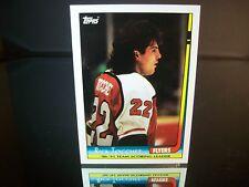 Rick Tocchet Topps 1991 Card #13 Philadelphia Flyers NHL Hockey