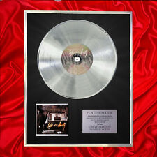 NOTORIOUS BIG LIFE AFTER DEATH CD PLATINUM DISC LP FREE P+P!