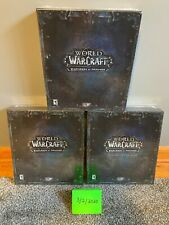 (1) World of Warcraft Warlords of Draenor Collector's Edition (New / Sealed)