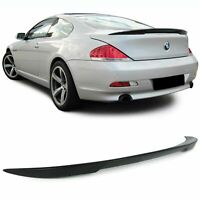 M SPORT BOOT SPOILER FOR BMW E63 6 SERIES COUPE 1/2004-9/2007 NICE GIFT