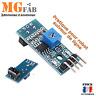 Module TCRT5000 capteur réflexion Infrarouge IR pour suiveur de ligne | Arduino