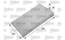 VALEO Filtro, aire habitáculo MERCEDES-BENZ VITO VIANO 698871