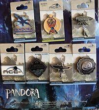 Disney Trading Pin Pandora World Of Avatar Set Of 7 Trading Pins ACE BANSHEE