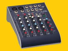 Studiomaster C2-2   6-Kanal-Ultra Kompakt Mini Mixer Mischpult NEU-OVP !